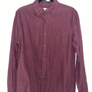 Like new maroon shirt
